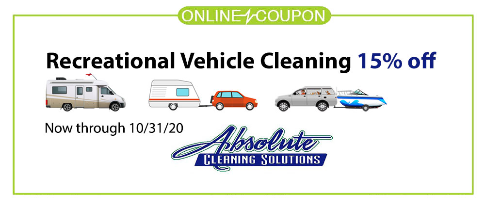 Absolute Cleaning Coupon